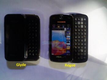 Spy pics of the new Samsung Rogue U960 for Verizon