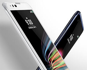 lg x style. lg goes official with four new x-series smartphones: x power, mach, style, and max lg style
