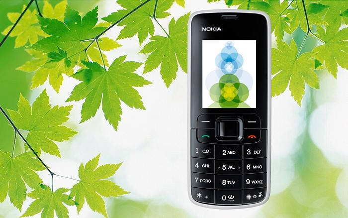 Ecology and cell phones
