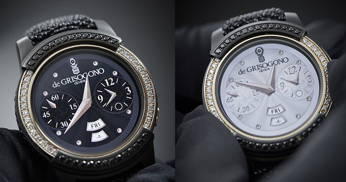 The Gear S2 limited edition by de GRISOGONO - Samsung Gear S3 limited edition leaked in a set of questionable photos
