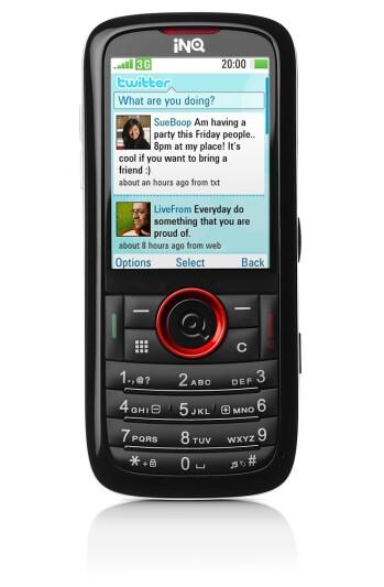 INQ Chat и Mini 3G