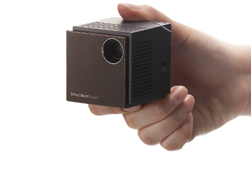 Small Portable Battery Powered Projectors For Iphone And