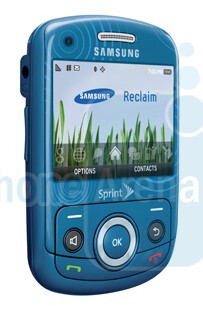 The Samsung Reclaim is said to be an environment-friendly product