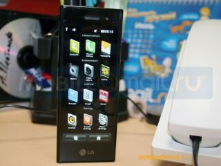 LG BL40 Chocolate reappears in video and in new pictures