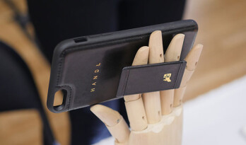 HandL wants to help you get a grip on your all-too-droppable smartphone