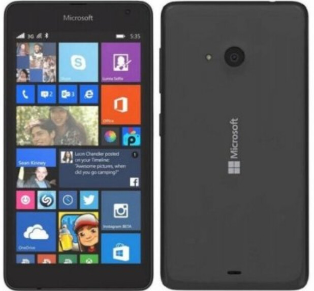 The Lumia 535 is the most popular Windows Phone handset - Windows 10 Mobile holds 10.9% of the Windows Phone market