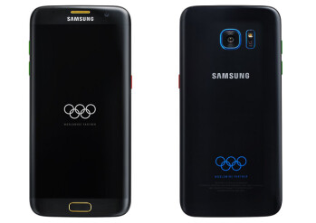 Samsung Galaxy S7 Edge 'Olympic Edition' Leaked