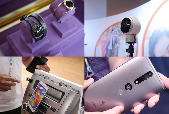 Mobile accessories, wearables, handsets, and more: a first-hand look at CE Week 2016 & ShowStoppers