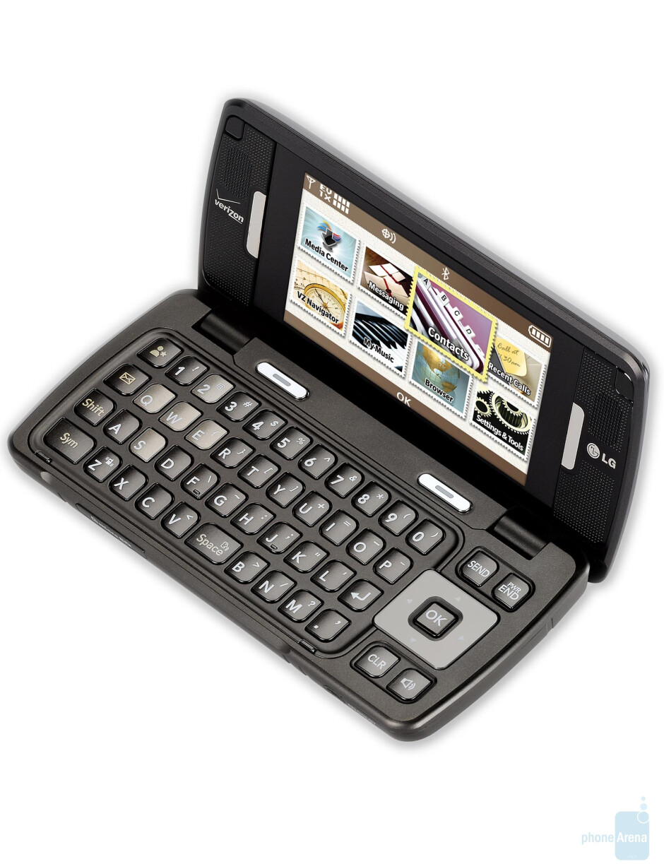 LG enV Touch VX11000 - Back To School Phone Guide 2009