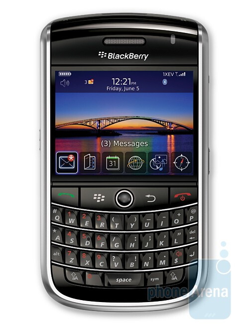 BlackBerry Tour 9630 - Back To School Phone Guide 2009