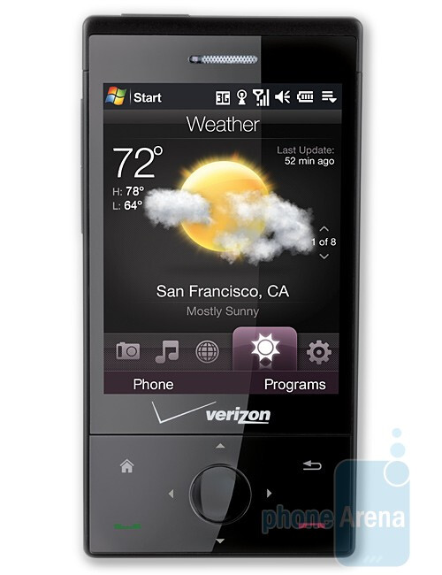 HTC Touch Diamond - Back To School Phone Guide 2009