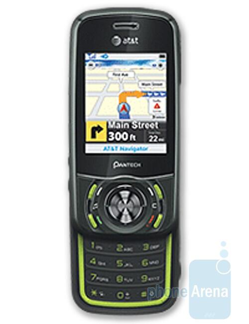 Pantech Matrix - Back To School Phone Guide 2009