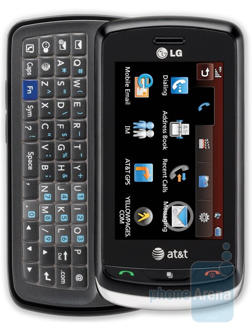 LG Xenon GR500 - Back To School Phone Guide 2009