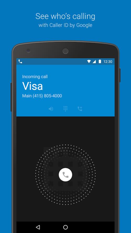 Sie können nun die langsam und unbeholfen Dialer auf Ihrem Handy mit Google-Aktie Android Phone Dialer