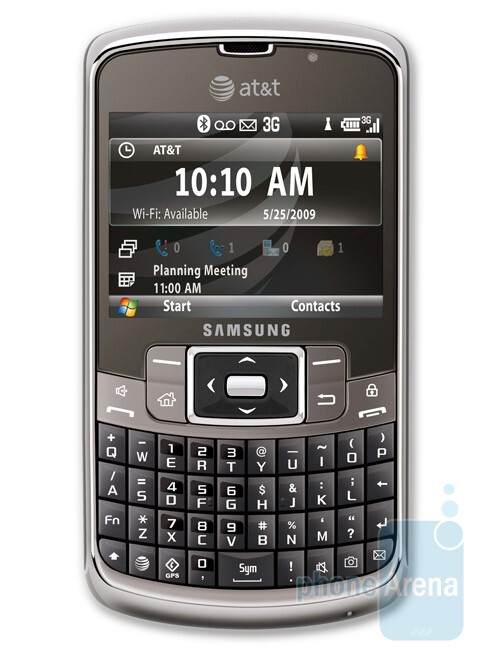Samsung Jack - Back To School Phone Guide 2009