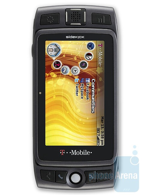 T-Mobile Sidekick LX 2009 - Back To School Phone Guide 2009