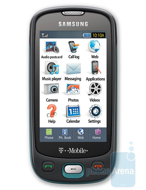 Samsung Highlight - Back To School Phone Guide 2009