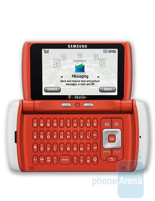 Samsung Comeback - Back To School Phone Guide 2009