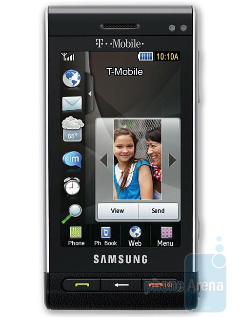 Samsung Memoir - Back To School Phone Guide 2009
