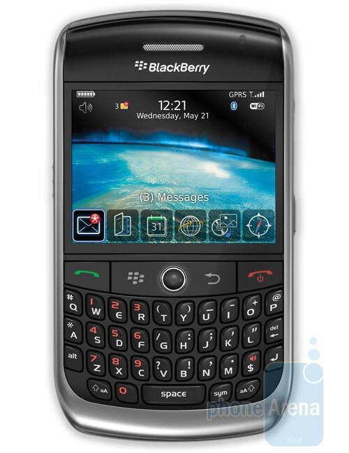 BlackBerry Curve 8900 - Back To School Phone Guide 2009