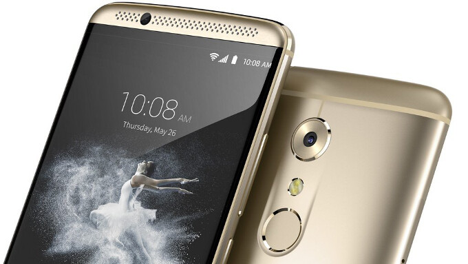 ZTE Axon 7 finally pops up on Amazon in Europe, slightly more expensive than expected