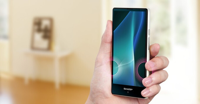 Monsters from Asia: the newly announced Sharp Aquos mini is a compact powerhouse