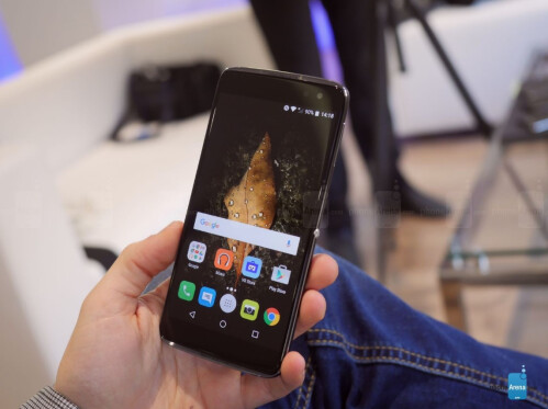 The Alcatel Idol 4 vs the alleged BlackBerry NEON plus photos from our hands-on with the Idol