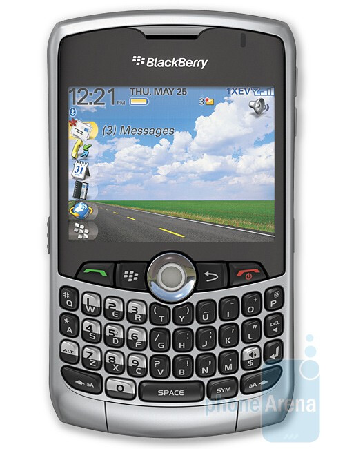 BlackBerry Curve 8330 - Back To School Phone Guide 2009