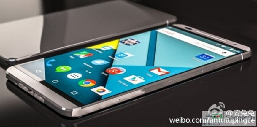 Concept render of the HTC Nexus M1 - Specs for the HTC Nexus M1 handset leak