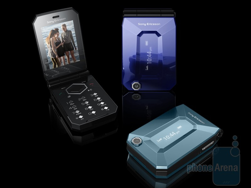 Sony Ericsson Jalou's three variants - Sony Ericsson Jalou by Dolce&Gabbana is here to allure you