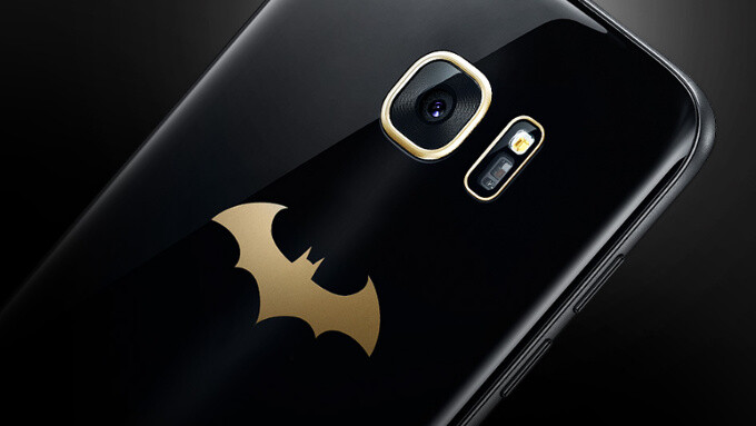 Samsung Galaxy S7 Edge Batman Injustice Edition unboxing and first look