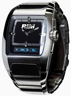 Bluetooth watch by RIM - Wednesday´s News Bits