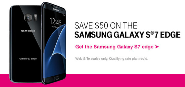 T-Mobile posts sweet 4th of July promo deals and discounts on S7/edge, iPad and others