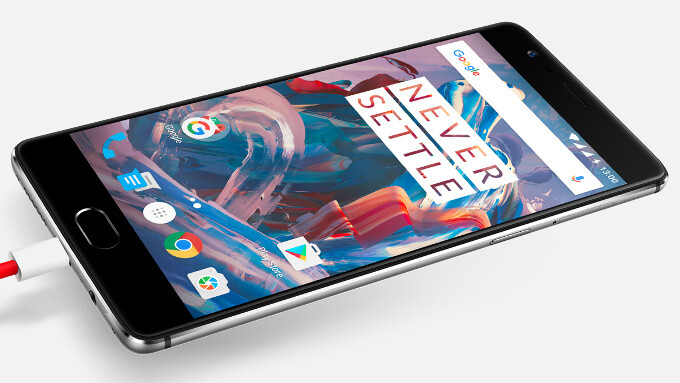 That was quick: OnePlus 3 software update brings huge improvements to display quality, RAM management and more