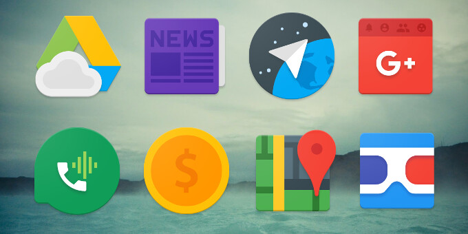 Best new icon packs for Android (July 2016)
