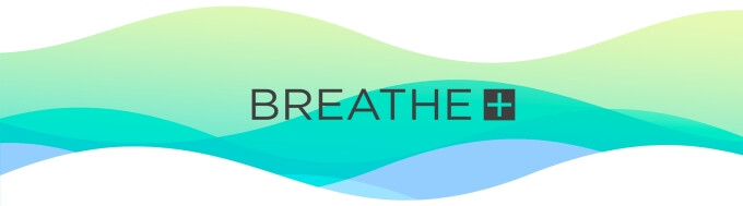 Breathe+ for iOS visualizes your breathing, helping you keep calm and focused