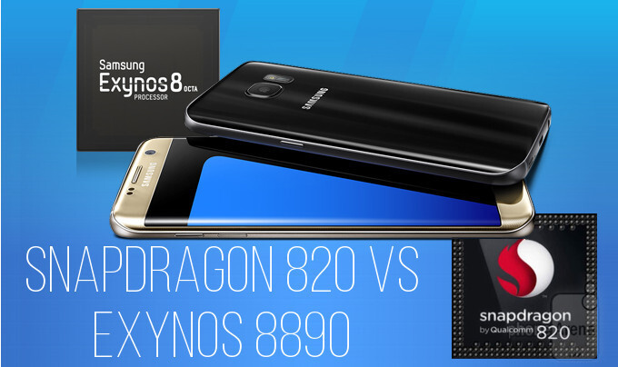 Galaxy S7 battery life with Exynos CPU vastly superior to Snapdragon flavor, here's the proof