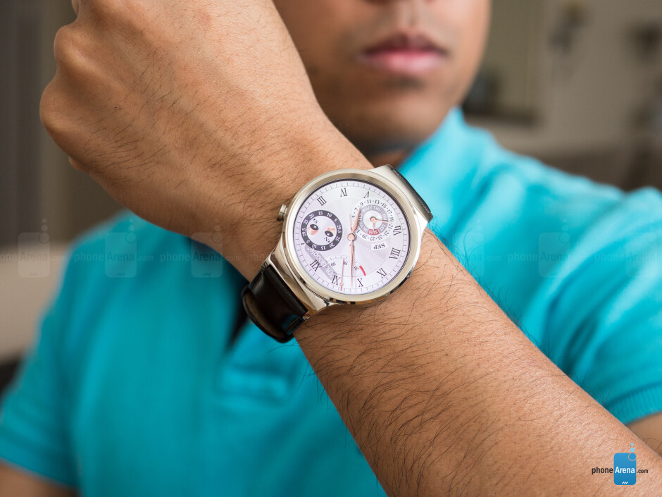 Quick, the Huawei Watch is available for just $269.99 right now, down from $399.99