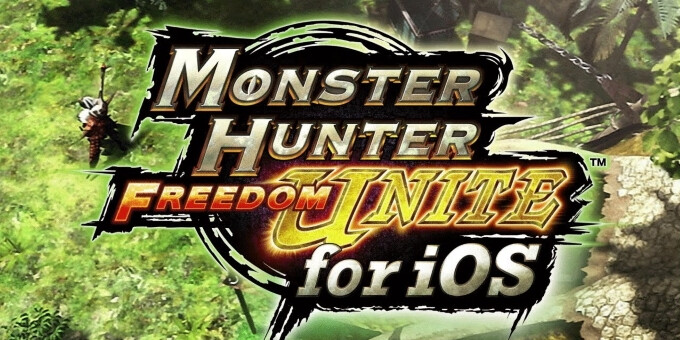 Monster Hunter Freedom Unite finally goes back to the App Store with iOS 9 support