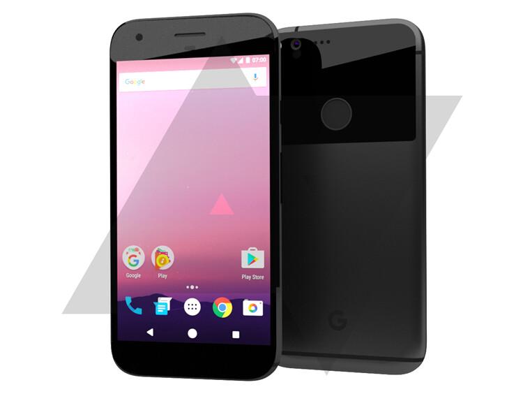 HTC-made 2016 Nexus phones (Sailfish and Marlin) design apparently unveiled