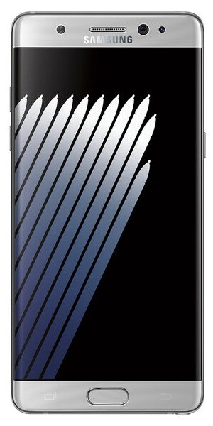 Will iris scanners like the Note 7's replace fingerprint readers? - Here is how the iris scanner on the Galaxy Note 7 works