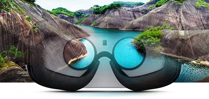 New Samsung Gear VR appears to be in the works - presumably for the Galaxy Note 7