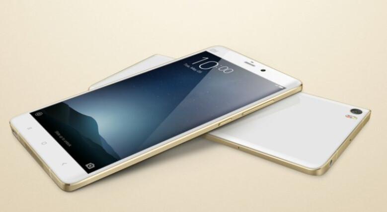 Will the Xiaomi Mi Note 2 look like this when it is unveiled next month - Chinese analyst sees August unveiling for Xiaomi Mi Note 2