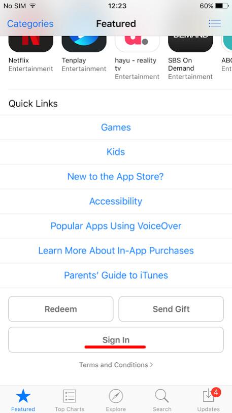 تحميل لعبة بوكيمون على iPhone
