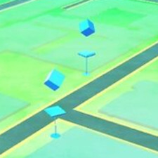 PokeStops are points of interest where you can find useful items - Pokémon GO: everything you need to know to start out as a trainer
