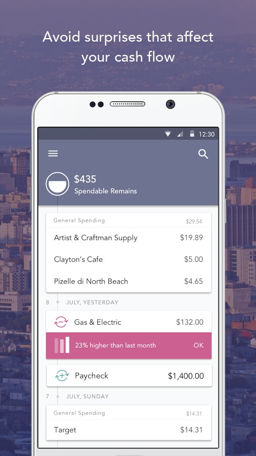 Level in action - 5 of the best money management and financial planning apps for Android and iOS