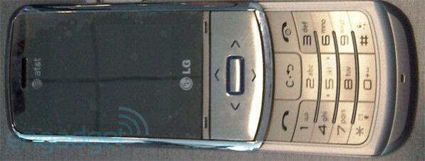 New image taken of the AT&T branded LG Shine 2