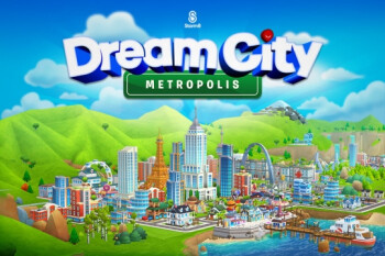 build your dream city and solve a strange mystery in the latest town