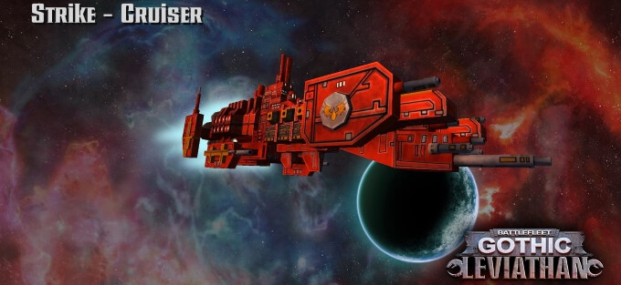 Battlefleet Gothic: Leviathan brings a classic Warhammer 40K tabletop game to the iOS realm