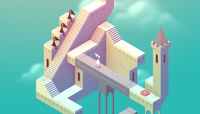 The spellbinding Monument Valley puzzle game is 75% off on Android right now, get it for $0.99